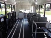 2021 Elkhart Coach ECII Ford 8 Passenger and 3 Wheelchair Shuttle Bus Interior-EC12446-12