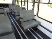2021 Elkhart Coach ECII Ford 8 Passenger and 3 Wheelchair Shuttle Bus Interior-EC12446-15