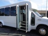 2021 Elkhart Coach ECII Ford 8 Passenger and 3 Wheelchair Shuttle Bus Interior-EC12451-10