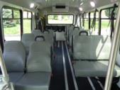 2021 Elkhart Coach ECII Ford 8 Passenger and 3 Wheelchair Shuttle Bus Interior-EC12451-11