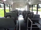 2021 Elkhart Coach ECII Ford 8 Passenger and 3 Wheelchair Shuttle Bus Interior-EC12451-12