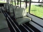 2021 Elkhart Coach ECII Ford 8 Passenger and 3 Wheelchair Shuttle Bus Interior-EC12451-14