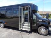 2021 Elkhart Coach ECII Ford 0 Passenger and 7 Wheelchair Shuttle Bus Interior-EC12460-11