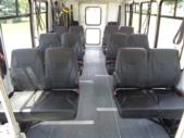 2021 Elkhart Coach ECII Ford 0 Passenger and 7 Wheelchair Shuttle Bus Interior-EC12460-14
