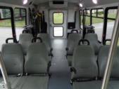 2021 Elkhart Coach ECII Ford 8 Passenger and 4 Wheelchair Shuttle Bus Interior-EC12499-12