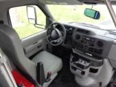 2021 Elkhart Coach ECII Ford 8 Passenger and 4 Wheelchair Shuttle Bus Interior-EC12499-18