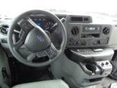 2021 Elkhart Coach ECII Ford 8 Passenger and 4 Wheelchair Shuttle Bus Interior-EC12499-19
