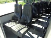2021 Elkhart Coach ECII Ford 25 Passenger Shuttle Bus Interior-EC12601-13