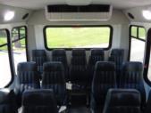 2021 Elkhart Coach ECII Ford 25 Passenger Shuttle Bus Interior-EC12601-14