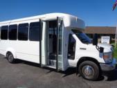 2021 Elkhart Coach ECII Ford 25 Passenger Shuttle Bus Interior-EC12601-9