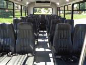 2021 Elkhart Coach ECII Ford 25 Passenger Shuttle Bus Interior-EC12624-10