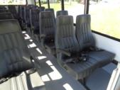 2021 Elkhart Coach ECII Ford 25 Passenger Shuttle Bus Interior-EC12624-12