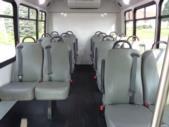 2022 Elkhart Coach ECII Ford 14 Passenger Shuttle Bus Interior-EC12633-10