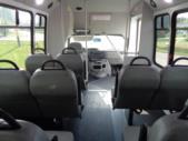 2022 Elkhart Coach ECII Ford 14 Passenger Shuttle Bus Interior-EC12633-11