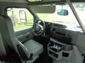 2022 Elkhart Coach ECII Ford 14 Passenger Shuttle Bus Interior-EC12633-15