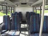 2022 Elkhart Coach ECII Ford 14 Passenger Shuttle Bus Interior-EC13010-11