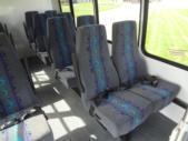 2022 Elkhart Coach ECII Ford 14 Passenger Shuttle Bus Interior-EC13010-13