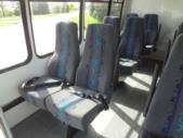 2022 Elkhart Coach ECII Ford 14 Passenger Shuttle Bus Interior-EC13010-14