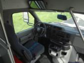 2022 Elkhart Coach ECII Ford 14 Passenger Shuttle Bus Interior-EC13010-18
