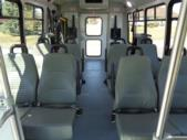 2022 Elkhart Coach ECII Ford 8 Passenger and 4 Wheelchair Shuttle Bus Interior-EC13106-12