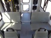 2022 Elkhart Coach ECII Ford 8 Passenger and 4 Wheelchair Shuttle Bus Interior-EC13106-17