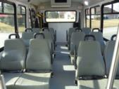 2022 Elkhart Coach ECII Ford 12 Passenger and 2 Wheelchair Shuttle Bus Interior-EC13124-11