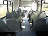 2022 Elkhart Coach ECII Ford 12 Passenger and 2 Wheelchair Shuttle Bus Interior-EC13124-12
