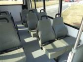 2022 Elkhart Coach ECII Ford 12 Passenger and 2 Wheelchair Shuttle Bus Interior-EC13124-13