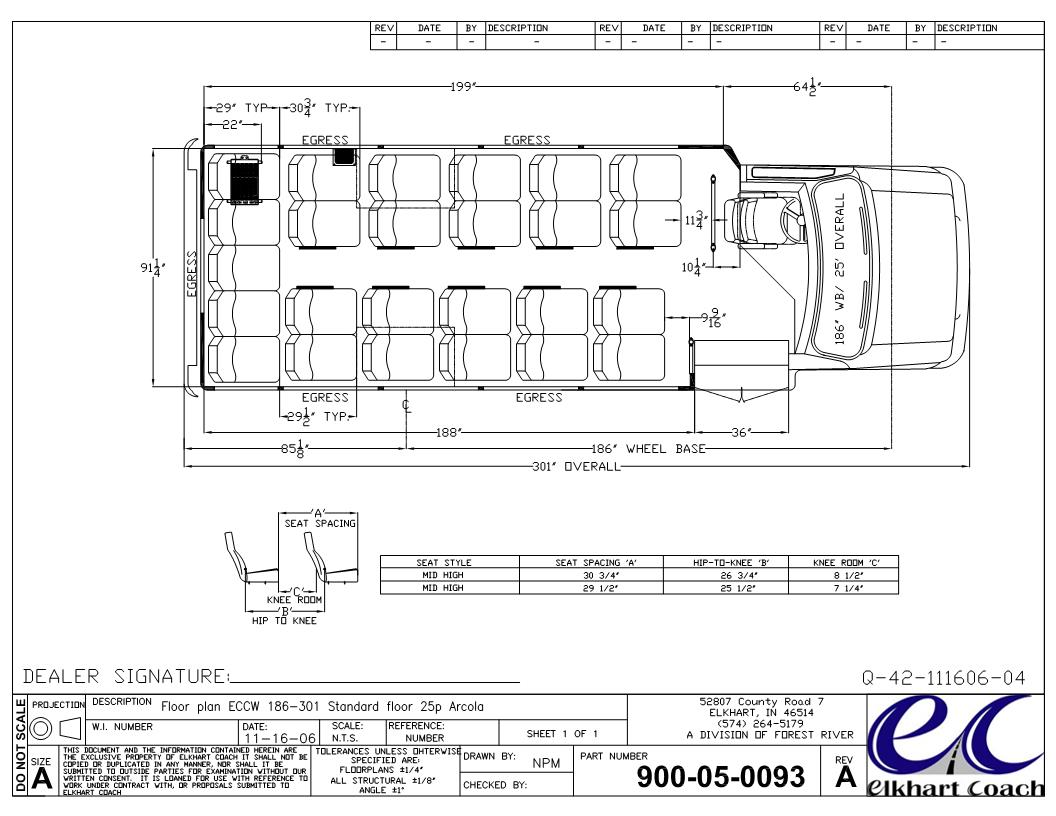 Elkhart Coach Wiring Diagram Wire Center Moen L4725 Parts List And Ereplacementpartscom Ecii Bus With A Ford E450 Chassis Rh Tescobus Com