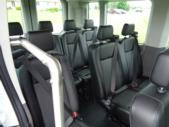 2021 Ford Transit X2C-XL Ford 12 Passenger Van Interior-FRV047-15