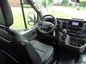 2021 Ford Transit X2C-XL Ford 12 Passenger Van Interior-FRV047-17