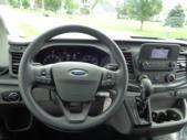 2021 Ford Transit X2C-XL Ford 12 Passenger Van Interior-FRV047-18