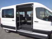 2021 Ford Transit X2C-XL Ford 3 Passenger and 2 Wheelchair Van Interior-FRV164-11