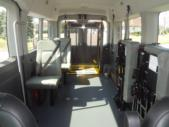 2021 Ford Transit X2C-XL Ford 3 Passenger and 2 Wheelchair Van Interior-FRV164-12