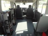 2021 Ford Transit X2C-XL Ford 3 Passenger and 2 Wheelchair Van Interior-FRV164-13