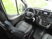 2022 Ford Transit X2C-XL Ford 3 Passenger and 2 Wheelchair Van Interior-FRV234-18