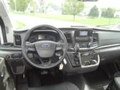 2022 Ford Transit X2C-XL Ford 3 Passenger and 2 Wheelchair Van Interior-FRV234-19