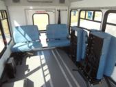 2021 Glaval Commute Ford 8 Passenger and 2 Wheelchair Shuttle Bus Interior-GL101698-14