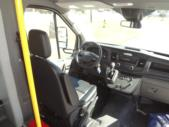 2021 Glaval Commute Ford 8 Passenger and 2 Wheelchair Shuttle Bus Interior-GL101698-17