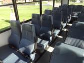 2018 Glaval Universal Ford 24 Passenger Shuttle Bus Interior-GL20863-10