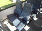 2018 Glaval Universal Ford 24 Passenger Shuttle Bus Interior-GL20863-12