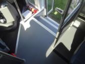 2018 Glaval Universal Ford 24 Passenger Shuttle Bus Interior-GL20863-14