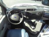 2018 Glaval Universal Ford 24 Passenger Shuttle Bus Interior-GL20863-15
