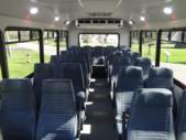 2018 Glaval Universal Ford 24 Passenger Shuttle Bus Interior-GL20863-9