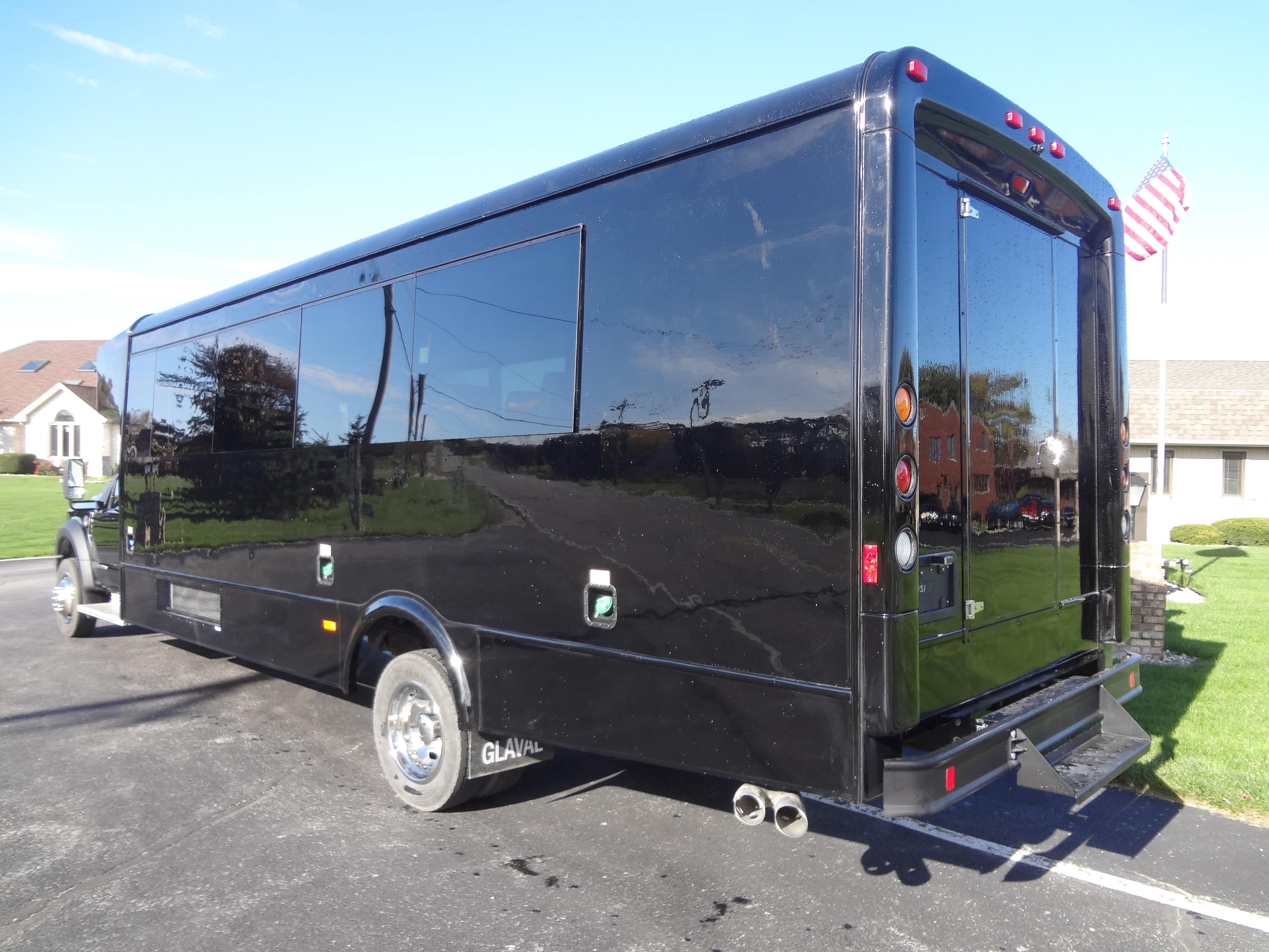 [SCHEMATICS_48ZD]  2017 Glaval Entourage Ford 29 Passengers and 0 Wheelchairs | Glaval Bus Wiring Diagram |  | Tesco Bus
