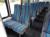 2020 Glaval Entourage Ford 29 Passenger Shuttle Bus Interior-GL94184-14