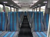 2020 Glaval Entourage Ford 29 Passenger Shuttle Bus Interior-GL94185-11