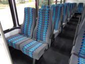 2020 Glaval Entourage Ford 29 Passenger Shuttle Bus Interior-GL94185-14