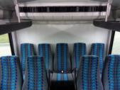 2020 Glaval Entourage Ford 29 Passenger Shuttle Bus Interior-GL94185-17
