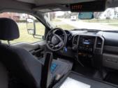 2020 Glaval Entourage Ford 29 Passenger Shuttle Bus Interior-GL94185-19